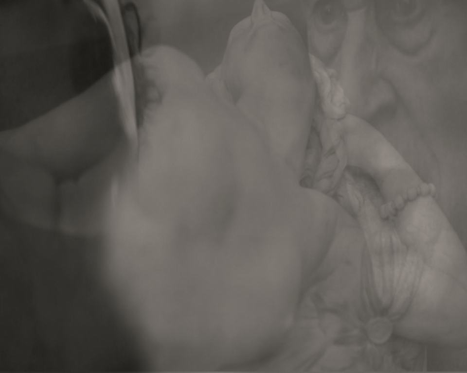 Dissonanzen/2021/Fotografie [digital Collage] Digitaldruck auf Papier/50x40 cm | Klaus Fabricius | Artist Künstler | Information
