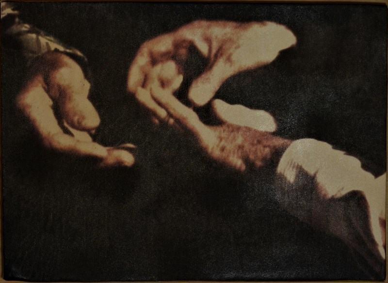 ... es trägt keine Früchte I/2019 [2003]/ Fotografie/Transferdruck/30x40cm | Klaus Fabricius | Artist Künstler | Information