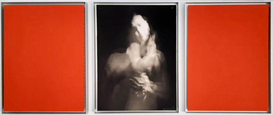 Figuration/2021 Digital Fotografie Collage/50x90cm | Klaus Fabricius | Artist Künstler | Information