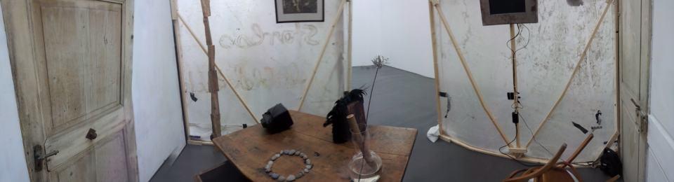 ...im Zweifel...angewandter Phantasie...destruktiv...leise heiter...im Augenblick... 3D Collage/2013 | Klaus Fabricius | Artist Künstler | Information