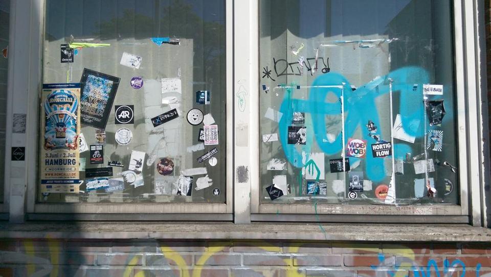 Innen Leben/Fenster der Entehrten II/2015/Fotografie/Serie | Klaus Fabricius | Artist Künstler | Information