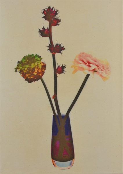 Portrait Blüten/Augenblicke einer Annäherung/217 | Klaus Fabricius | Artist Künstler | Information