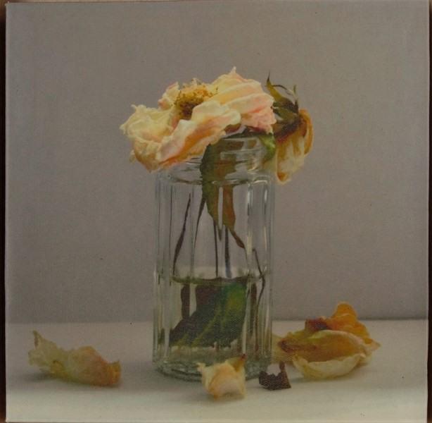 Portrait Blüten/Nocturne/2017 | Klaus Fabricius | Artist Künstler | Information