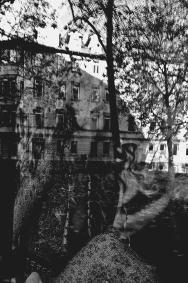 portraitspiegelung/a/2016 | Klaus Fabricius | Artist Künstler | Information