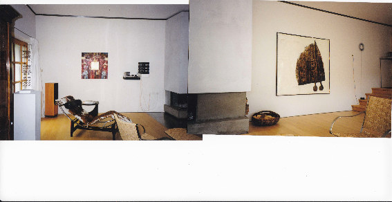 Priavt Besitz Byern//Afrika/1998 und Kathadrale/1996   Klaus Fabricius   Artist Künstler   Information
