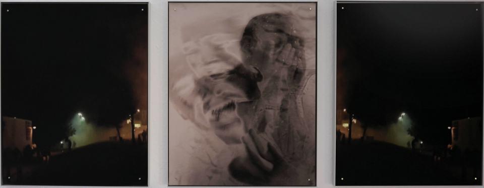 Reflexions Last/Triptychon/2019/Fotografie/50x 135cm | Klaus Fabricius | Artist Künstler | Information