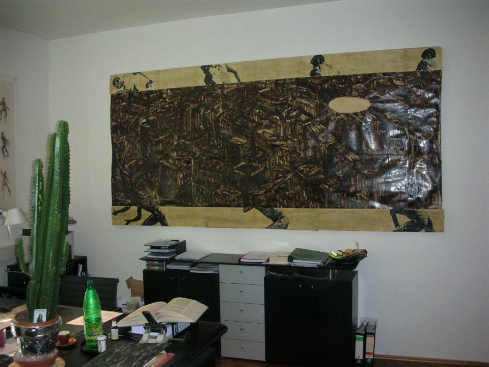 Sammlung Süddeutschland | Klaus Fabricius | Artist Künstler | Information