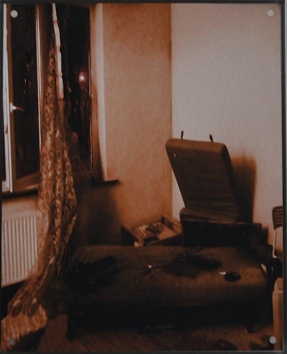 Serie Starless_I/2019/Fotografie/TV Capture/50x40cm | Klaus Fabricius | Artist Künstler | Information