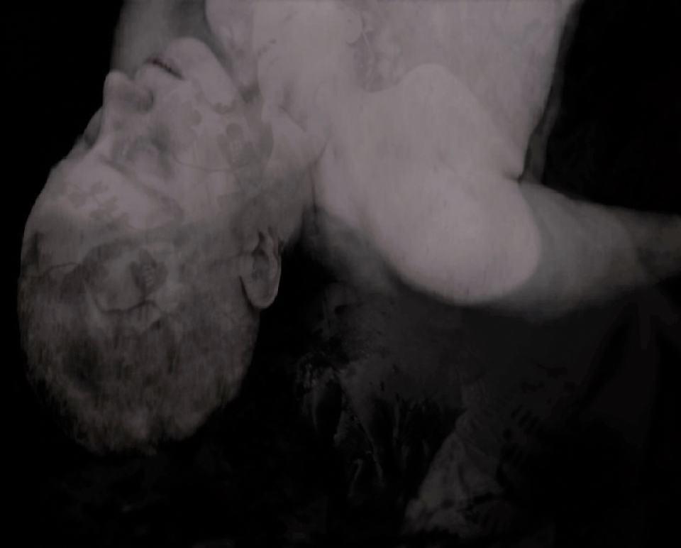 Traumgewalt/2021/digitale Fotografie Collage/40x50cm | Klaus Fabricius | Artist Künstler | Information